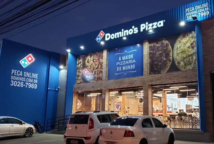 Franquia Domino´s Pizza adquira uma