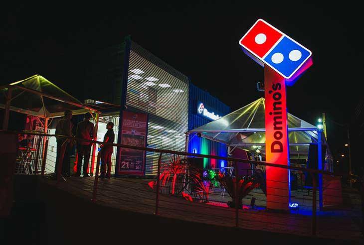 Qual é o valor da Franquia Domino´s Pizza