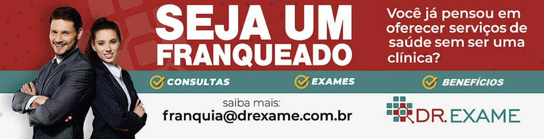 Franquia Dr. Exame