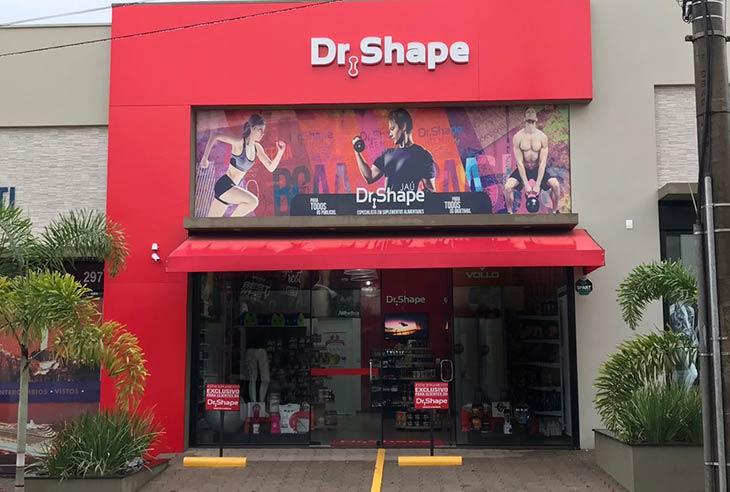 Franquia Dr. Shape oportunidade