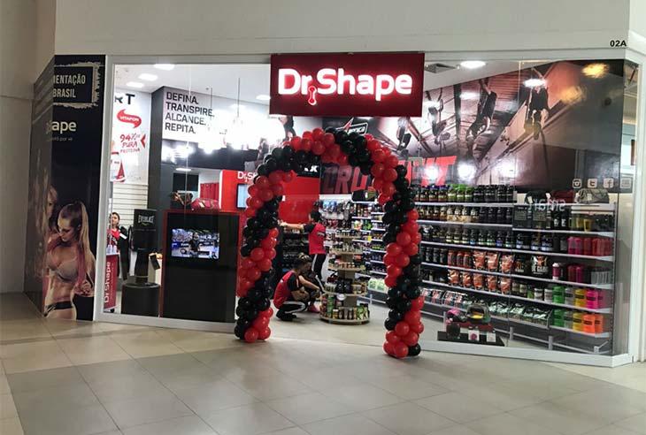 Comprar uma Franquia Dr. Shape