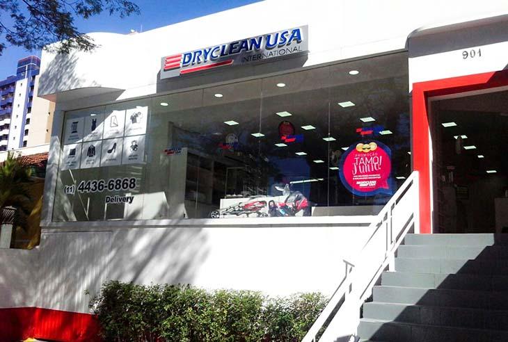 Quanto custa Franquia DryClean USA