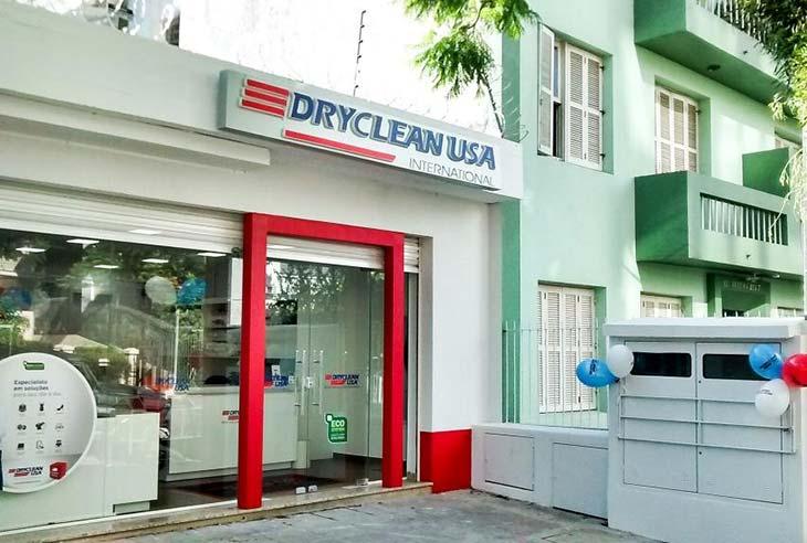 Taxa da franquia DryClean USA