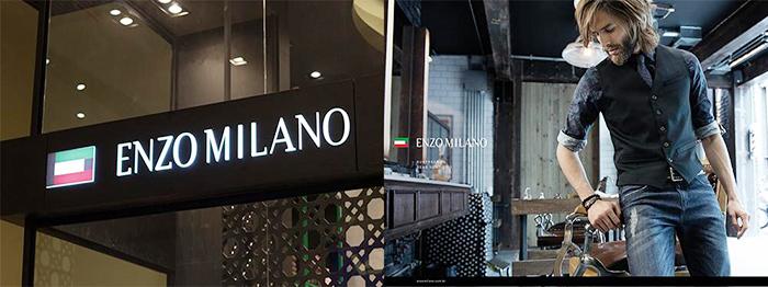 Franquia Enzo Milano