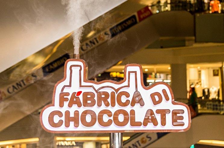 Como fazer parte da rede de franquias Fabrica Di Chocolate