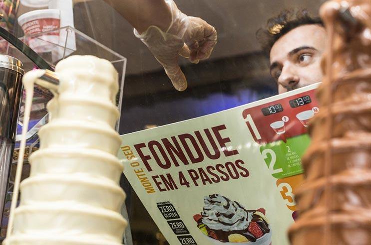 Franquia Fabrica Di Chocolate estou interessado