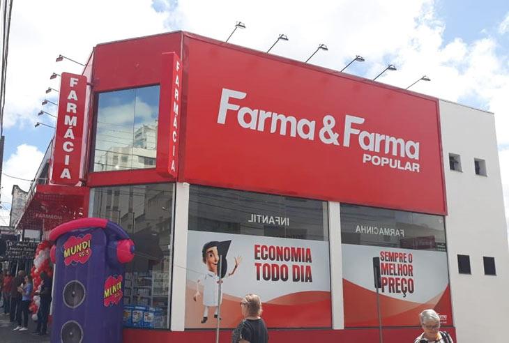 Franquia Farma & Farma qual é o preço