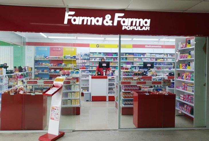 Franquia Farma & Farma qual é o valor