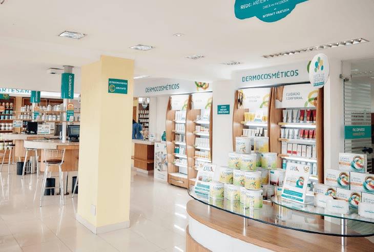 Investimento para ter uma franquia Farmácia Artesanal