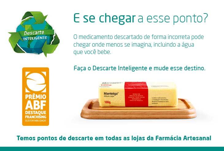 Franquia Farmácia Artesanal como montar