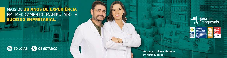 Apresentação Franquia Farmácia Artesanal