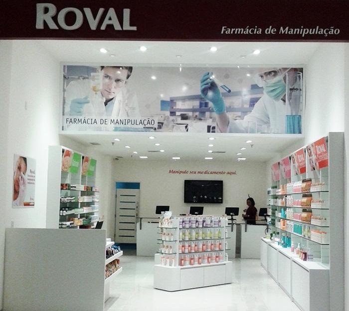 Farmácia Roval - Loja