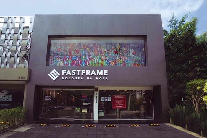 Franquia Fastframe