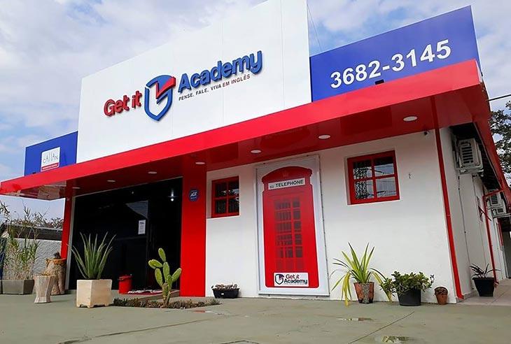 O que a Franquia Get it Academy oferece