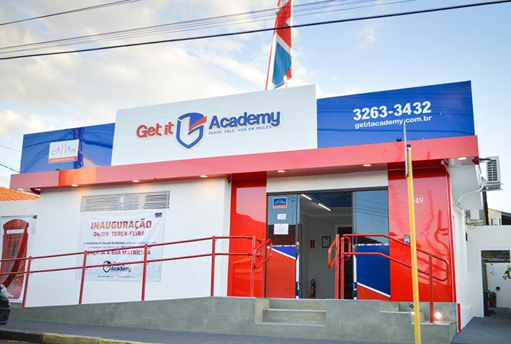 Franquia Get it Academy adquira uma