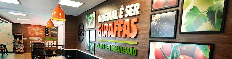 Franquia Giraffas