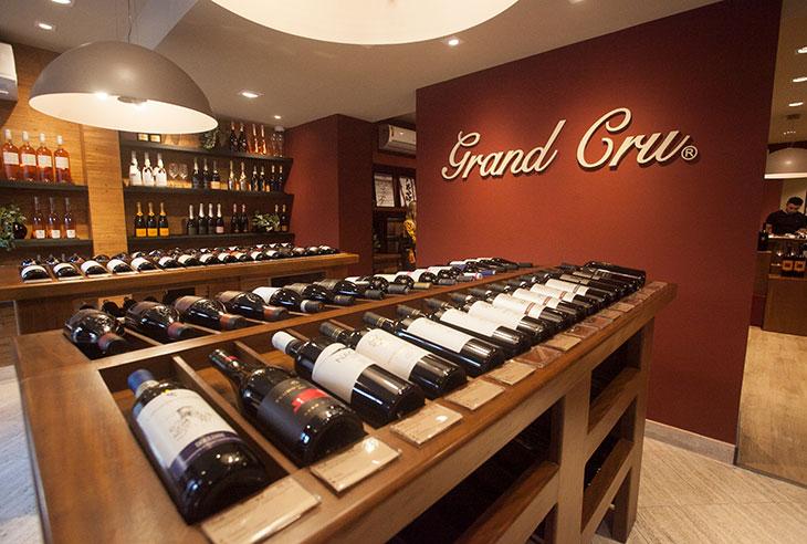 Franquia Grand Cru como comprar uma