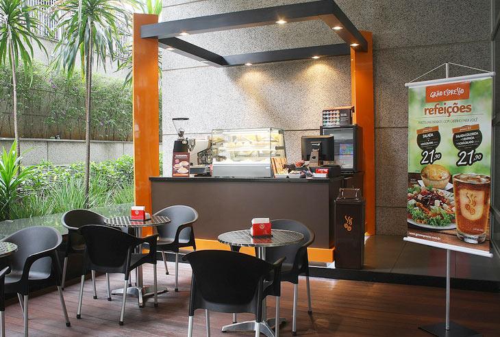 Como abrir uma Franquia Grão Espresso Cafeteria