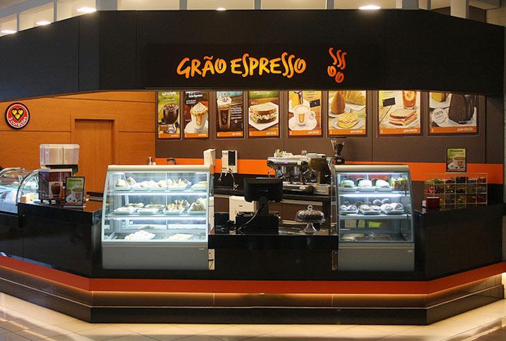 Franquia Grão Espresso Cafeteria como abrir uma