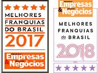 Franquia Grau Técnico Prêmio PEGN