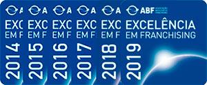 Franquia Grau Técnico Selos de Excelência