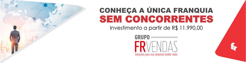 Franquia Grupo FR Vendas