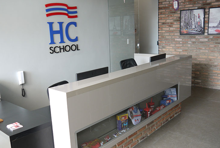 Franquia HC School qual é o preço