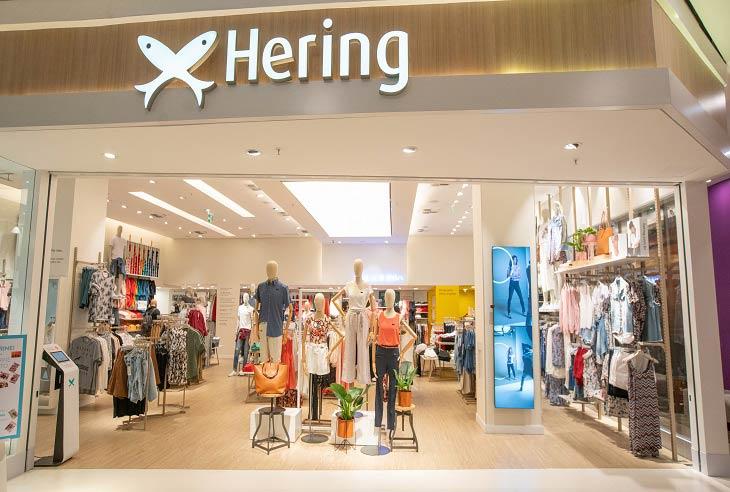 Franquia Hering Store adquira uma