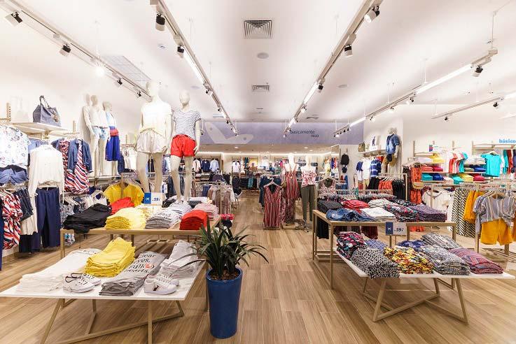 Preço Franquia Hering Store