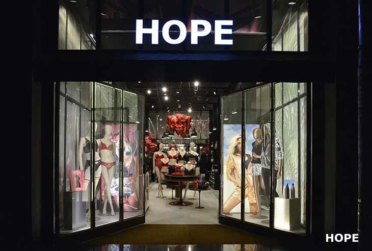 Investimento de uma Franquia Hope