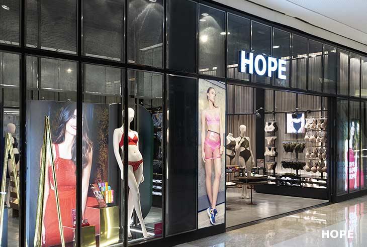 Comprar uma Franquia Hope