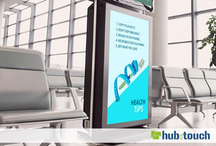 Qual é o valor da Franquia Hub in Touch