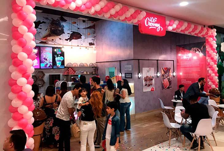 Circular de Oferta da Franquia Ice Creamy