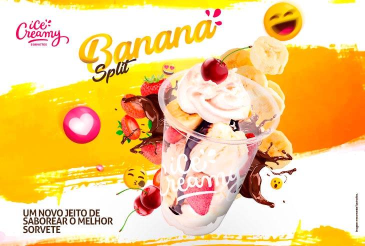 Franquia Ice Creamy investimento