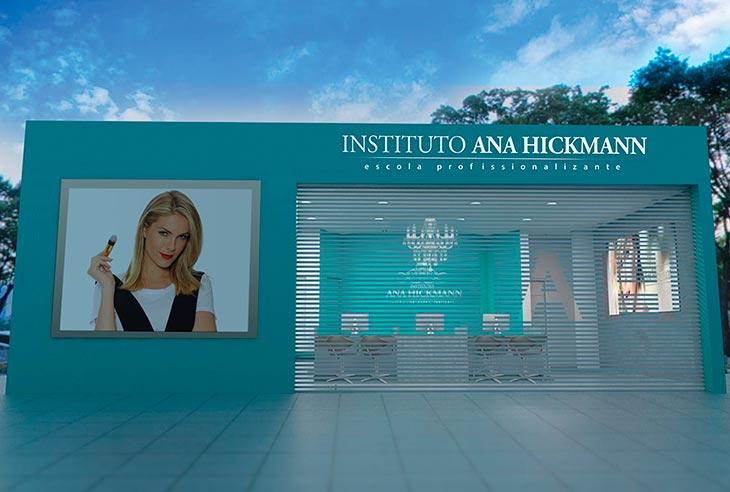 Franquia Instituto Ana Hickmann adquira uma