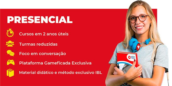 Franquia Instituto Brasileiro de Línguas