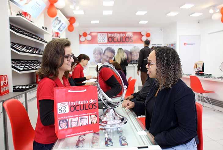 Quanto custa a Franquia Instituto dos Óculos