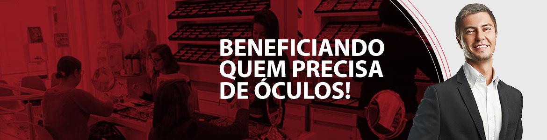 Franquia Instituto dos Óculos