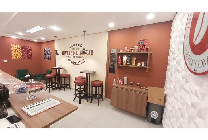 Estou interessado na Franquia Inverno D'Italia Coffee