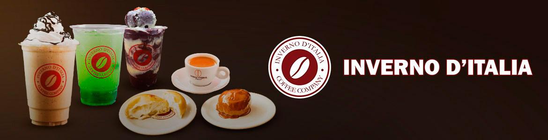 Franquia Inverno D'Italia Coffee