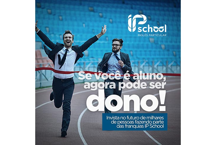 Franquia IP School comprar uma