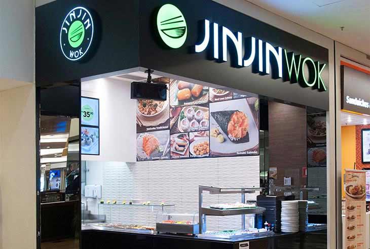 Como funciona a Franquia Jin Jin
