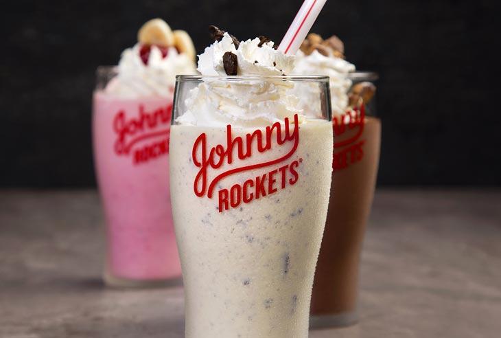 Franquia Johnny Rockets benefícios