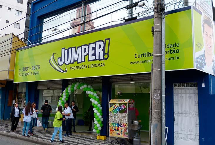 Quero comprar uma Franquia Jumper
