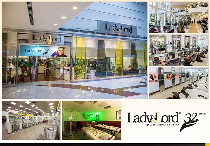 Franquia Lady & Lord oportunidade