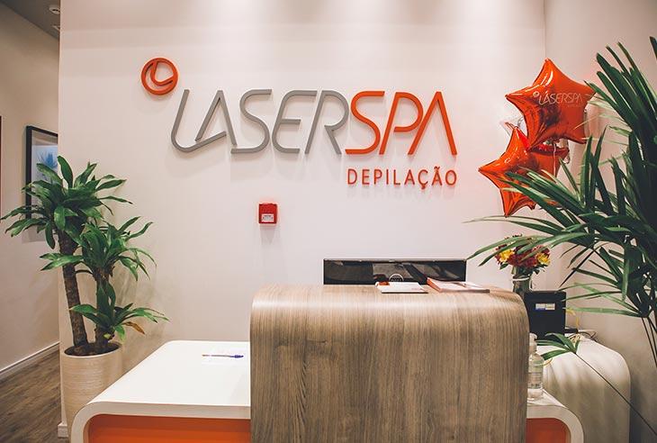 Quero ser um franqueado Laser Spa
