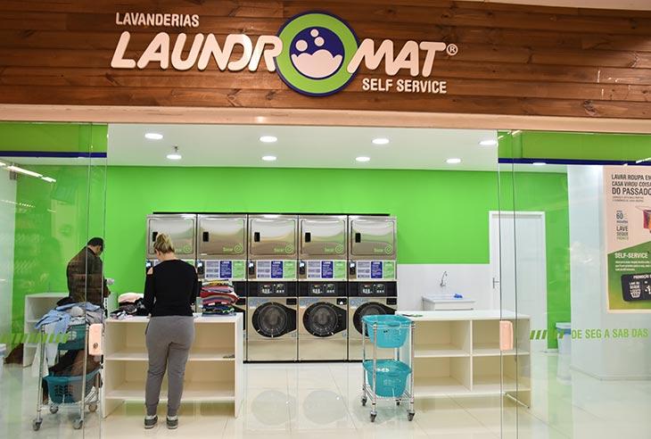 Franquia Laundromat comprar