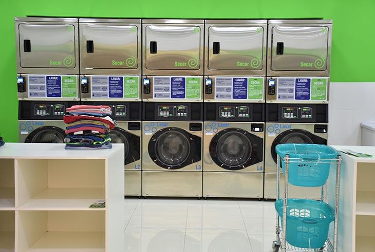 Franquia Laundromat investir