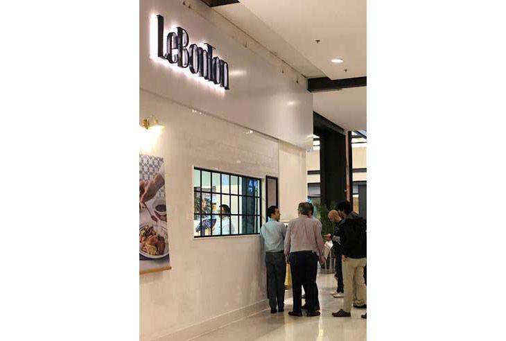 Franquia Lebonton preço