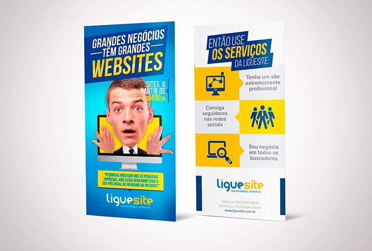 Franquia Ligue Site